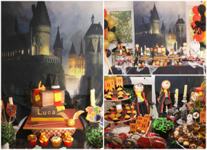 Harry Potter Party Theme