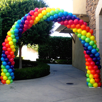 Basic Balloon Arch