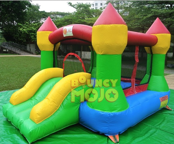 Bouncy Slide Main