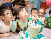princess themed kids birthday party singapore