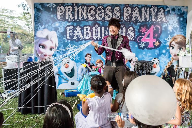 kids party singapore