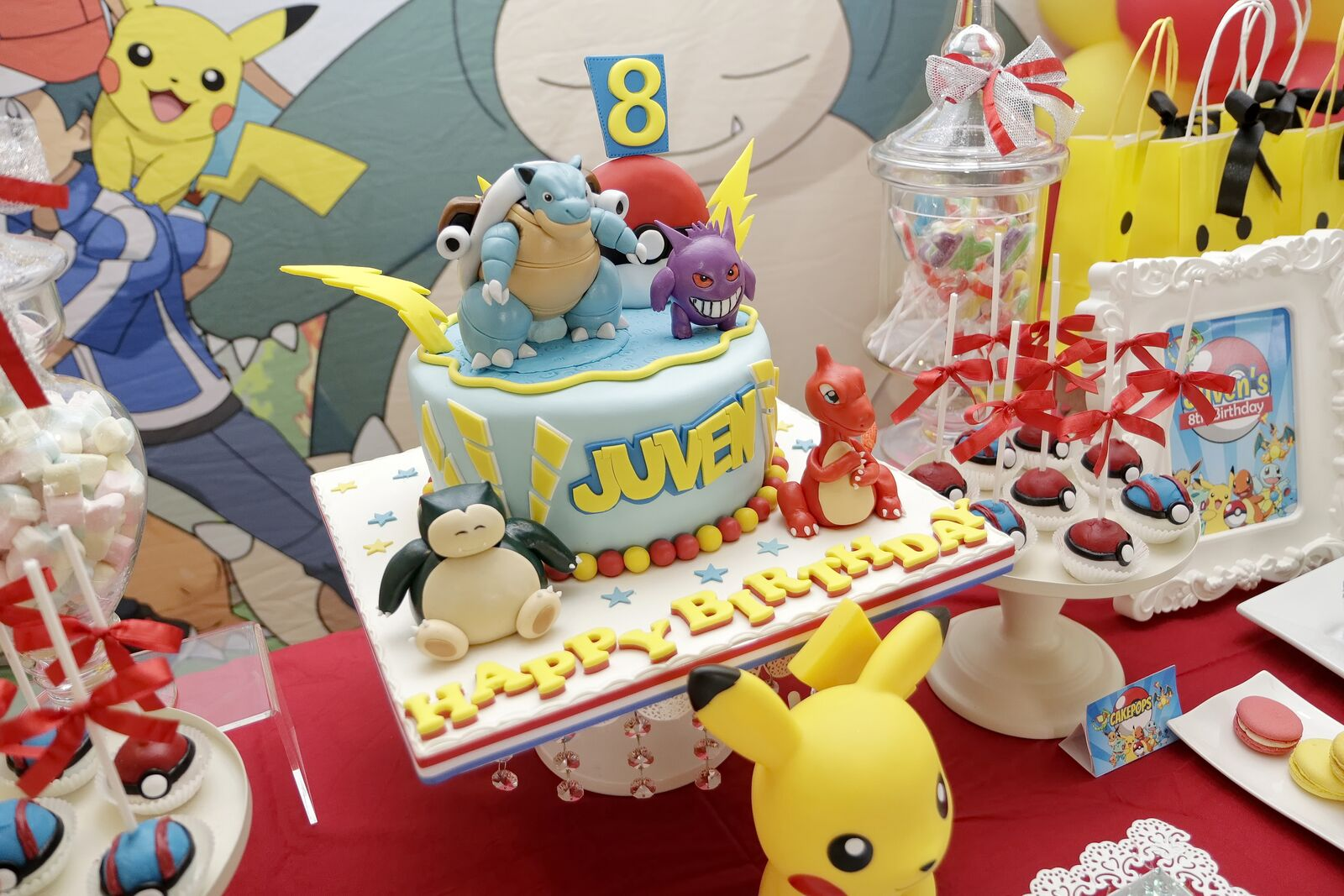 pokemon birthday party partymojo singapore
