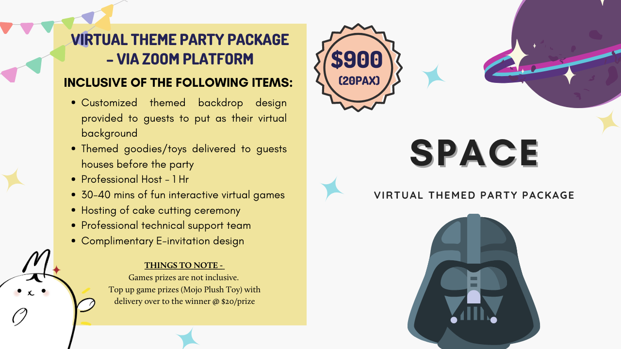 Star Wars Inspired Theme Birthday Party