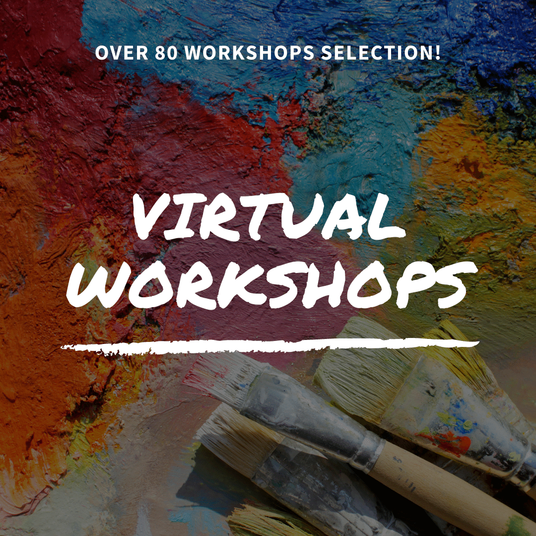 Virtual Workshops Home page